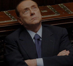 """""""Arderea"""" Romei: Berlusconi, amenintat de scandaluri si criza datoriilor"""