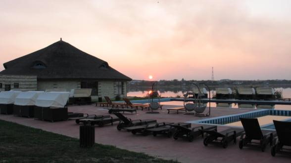 VIDEO Statiunea de taina a USL din Delta are nevoie si de un port. Parlamentul lucreaza