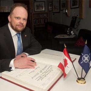 CETA: Ambasadorul Canadei prezinta oferta tarii sale pentru romani