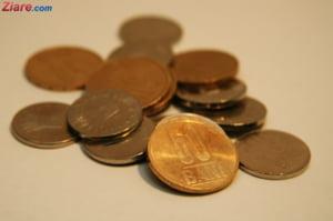 Curs valutar: Francul elvetian scade sub 4 lei, dolarul creste