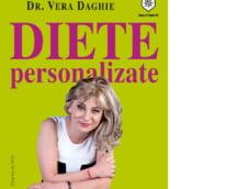 """Diete personalizate"", o carte care te slabeste sanatos"