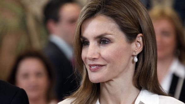 """""""Dona Letizia"""", noua regina a Spaniei: Este fosta ziarista si amatoare de rock"""