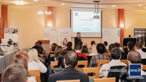 """""""Innovation IT in Baia Mare"""", eveniment dedicat clientilor One-IT"""