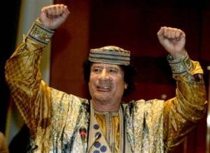 """Lista"" Pentagonului: Gaddafi, principala tinta?"