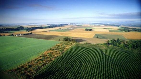 """""""Noi nu ne vindem tara"""", o lege slogan prin care statul mimeaza protejarea terenurilor agricole fata de straini"""