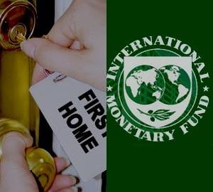 """""""Prima casa"""" - surata imprumutului de la FMI"""