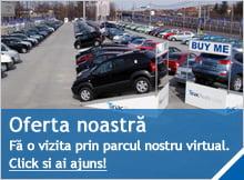 """""""Rabla"""" nu mai este doar pentru masini noi: O divizie a Tiriac ia vouchere si pentru masini second-hand"""