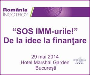 """SOS IMM-urile"": De la idee la finantare"