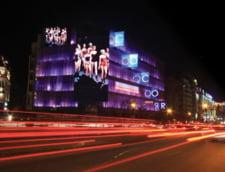 """""""Times Square"""" de Romania. Cocor a plasat Bucurestiul pe axa outdoor-ului spectacular"""