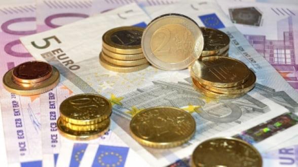 Curs valutar. Leul continua sa se aprecieze usor fata de moneda europeana