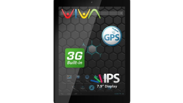 FOTO O noua tableta Allview cu conectivitate 3G: Viva D8. Vezi aici pretul