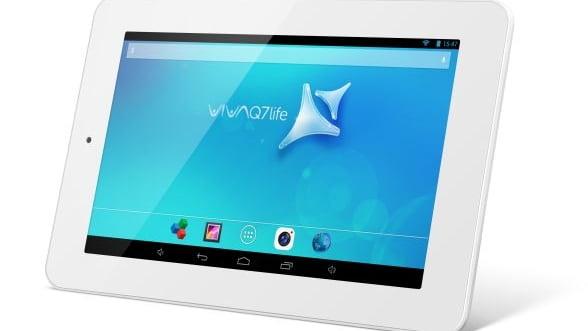 FOTO O noua tableta quad-core, Viva Q7 Life, intra in concurenta pe piata. Vezi aici pretul