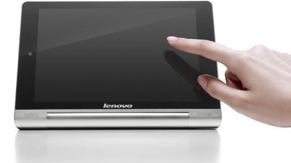 FOTO Yoga, tableta Lenovo, disponibila si in Romania. Vezi aici pretul