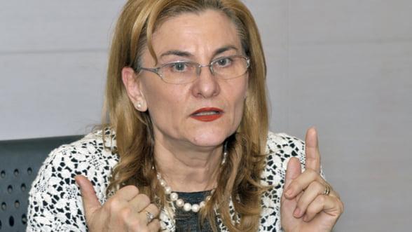 """Interviu Maria Grapini: """"Schema de ajutor de minimis se schimba fundamental"""""""