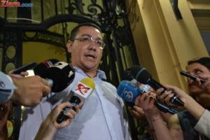 LIVE Ponta, dupa ce a revenit in Guvern: Grindeanu a trecut un test aproape mafiot