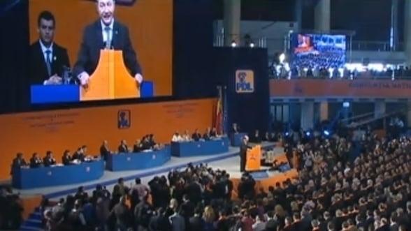 """UPDATE Dupa ce a trasat directiile economice noului PDL, Basescu spune """"adio"""" partidului"""