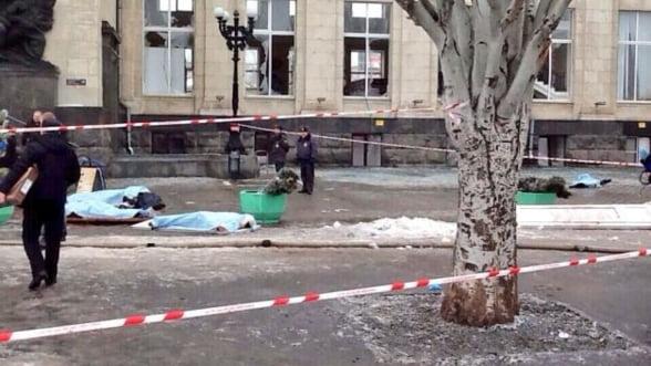 Update O noua explozie in Volgograd: Cel putin 15 oameni au murit si 27 au fost raniti