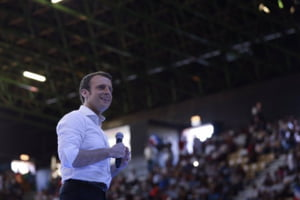 Alegeri in Franta: Emanuel Macron, un nonconformist cu o viata unica. Ce masuri promite
