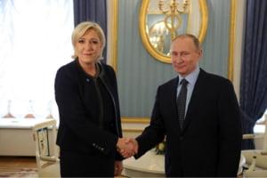 Alegeri in Franta: Marine le Pen, mostenitoarea extremei-dreapta. Vrea sa scoata tara din UE si NATO