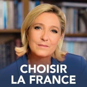 Alegeri in Franta: Prima reactie a lui Marine Le Pen, dupa infrangerea in fata lui Macron