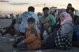 Asaltul imigrantilor: Cu noaptea-n cap, o tara UE da puteri sporite armatei