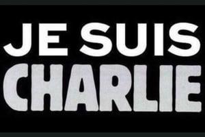 Atentat in Paris: Tricouri si cani cu Je Suis Charlie, solidaritate sau afacere?
