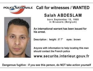 """Atentate teroriste la Paris: """"Creierul"""" atacurilor a cumparat aproximativ zece detonatoare"""