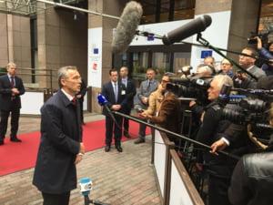 Avion rusesc doborat de Turcia: NATO anunta ca e solidara cu Ankara