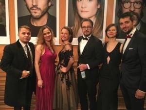 """Berlinala 2017: Dana Bunescu a primit Ursul de Argint pentru montajul filmului """"Ana, mon amour"""""""