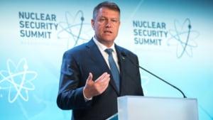 Corespondenta de la Washington: Iohannis a laudat Romania si si-a asumat noi angajamente nucleare