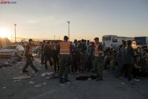 Criza imigrantilor: Mii de refugiati din Germania si Austria, retrimisi inclusiv in Romania