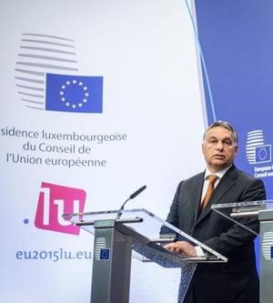 Criza imigrantilor: Ungaria i-a expediat in Austria, dar premierul Orban tot nu e multumit