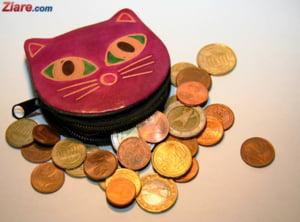 Curs euro-leu: Leul se simte bine, doar dolarul ii da de furca nitel