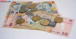 Curs euro-leu: Leul sufera o lovitura inainte de Sarbatori