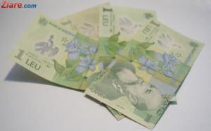 Curs valutar: Leul scade pe linie. Cel mai mare franc elvetian din iunie 2017