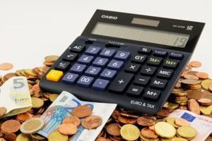 Curs valutar: Cel mai mare euro din ultima luna