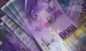 Curs valutar: Francul elvetian a ajuns la cea mai mare valoare din ultimii 5 ani