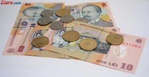 Curs valutar: Leul creste in fata euro, iar dolarul e cel mai mic din octombrie 2016