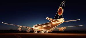 Greva Lufthansa: 929 de zboruri anulate luni, 100.000 pasageri afectati