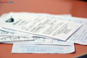 Loteria bonurilor fiscale: Iata ziua si suma castigatoare pentru luna septembrie
