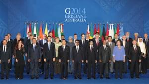 Summit G20: Discutiile pe teme economice, eclipsate de tensiunile Rusia - Occident
