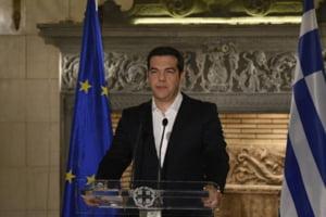 Tsipras, in PE: Banii nu au ajuns niciodata la greci, ci la banci