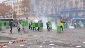 Vestele galbene: Autoritatile de la Paris anunta masuri exceptionale pentru protestul de sambata