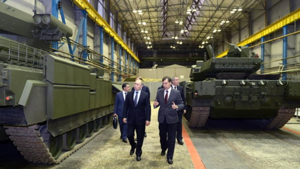 Washington Post: Putin are interese mai mari in Siria decat Obama