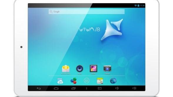 VIDEO. Viva i8, o noua tableta cu procesor Intel, in magazine. Vezi aici pretul