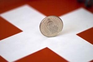 Curs valutar 19 ianuarie: Francul elvetian atinge un nou maxim