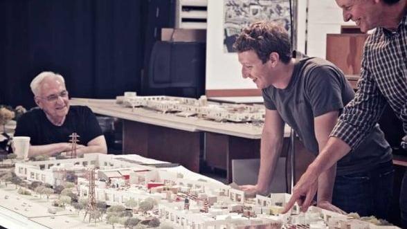 FOTO. Vrei sa te plimbi prin orasul Facebook? Vezi aici fotografii