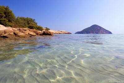 GALERIE FOTO Cele mai frumoase plaje din Bulgaria si Grecia. Locuri memorabile accesibile turistilor romani