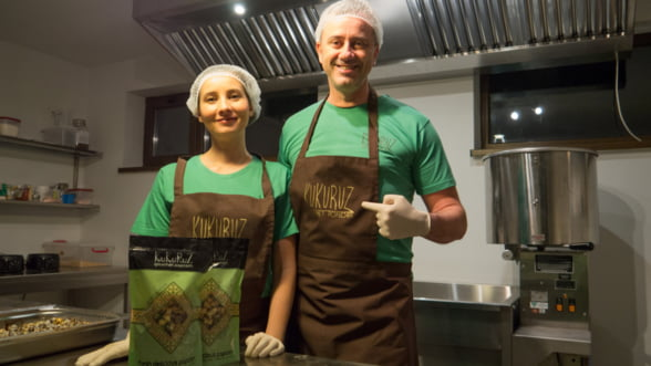 Kukuruz Gourmet: O familie de Popcorn Connoisseurs propune un business inedit