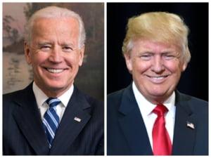 LIVETEXT Alegeri SUA 2020. Rezultate partiale: Joe Biden - 264 vs. Trump - 214. Numaratoarea continua in cinci state-cheie